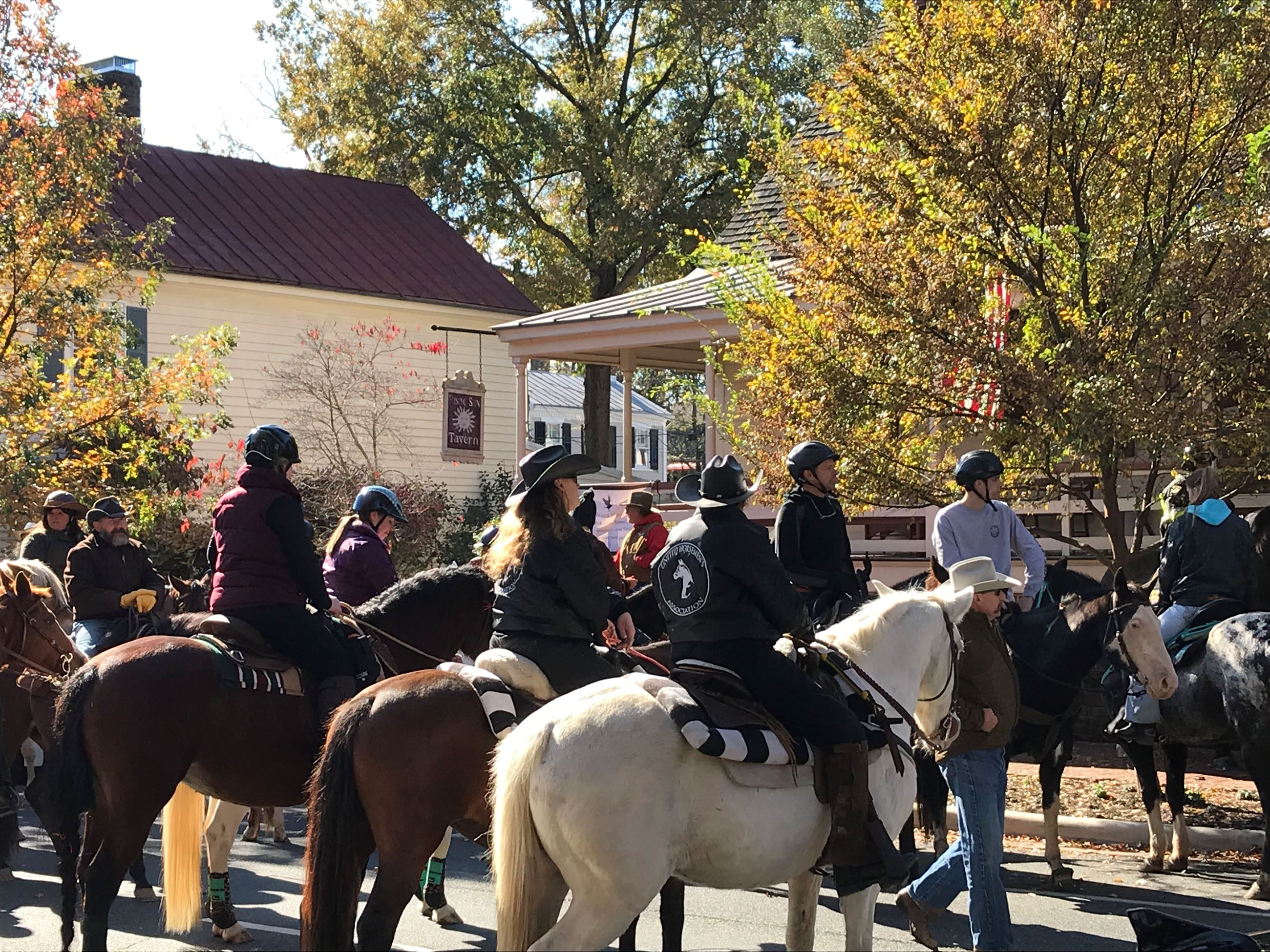 urban trail ride 2018