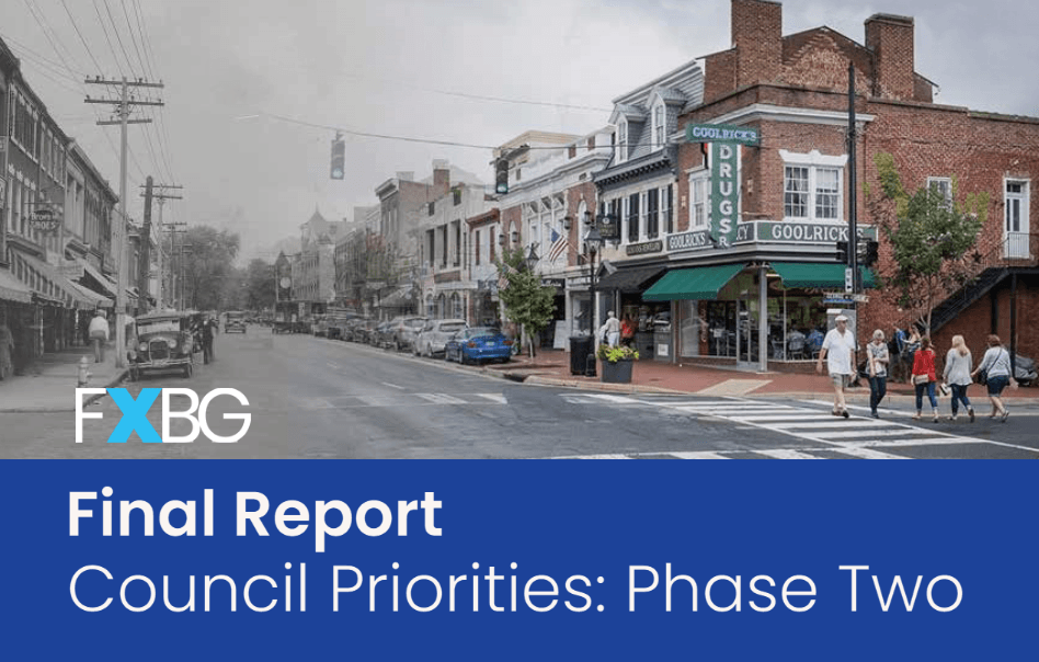 Council Priorities Newsflash