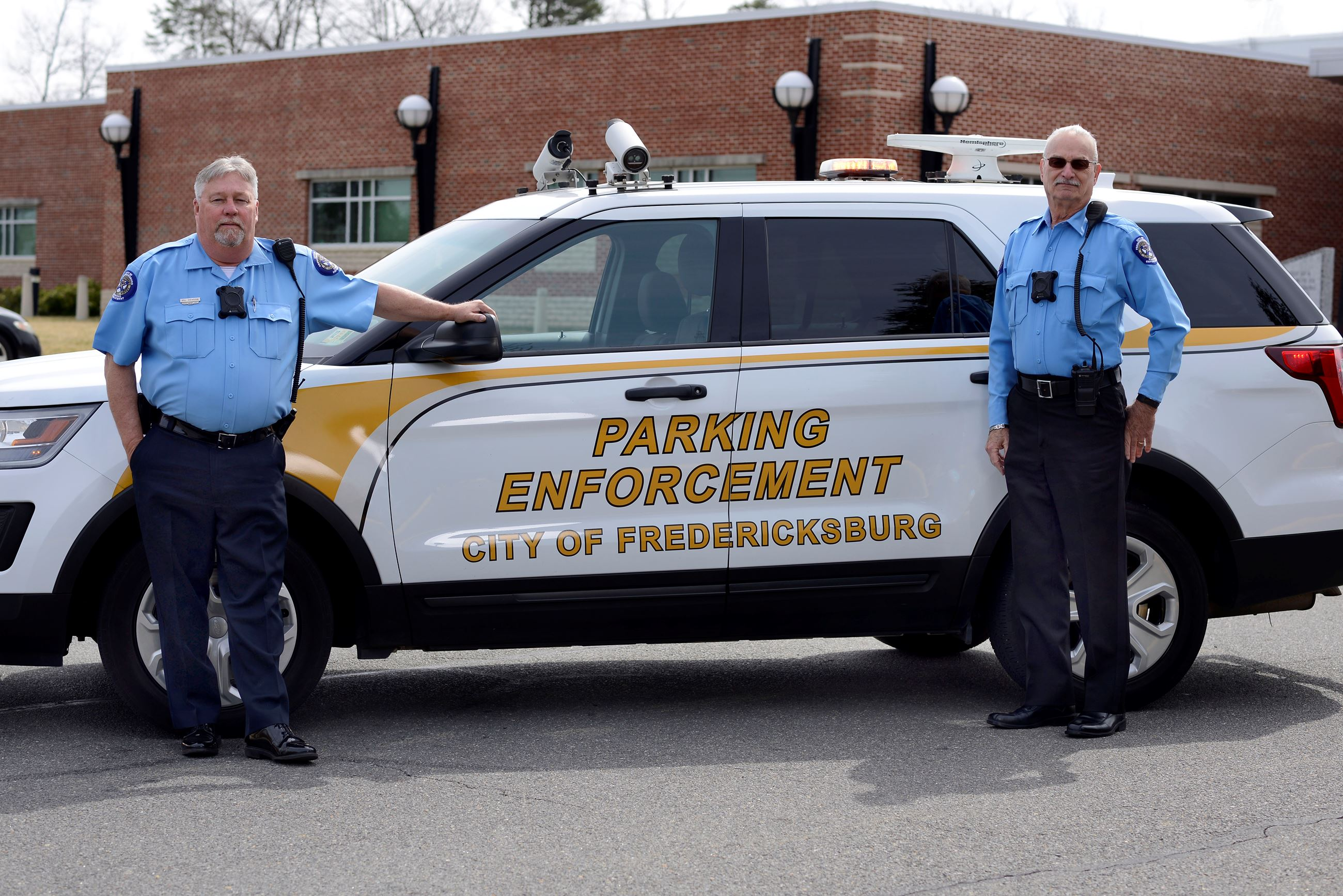 Parking Enforcement Officers