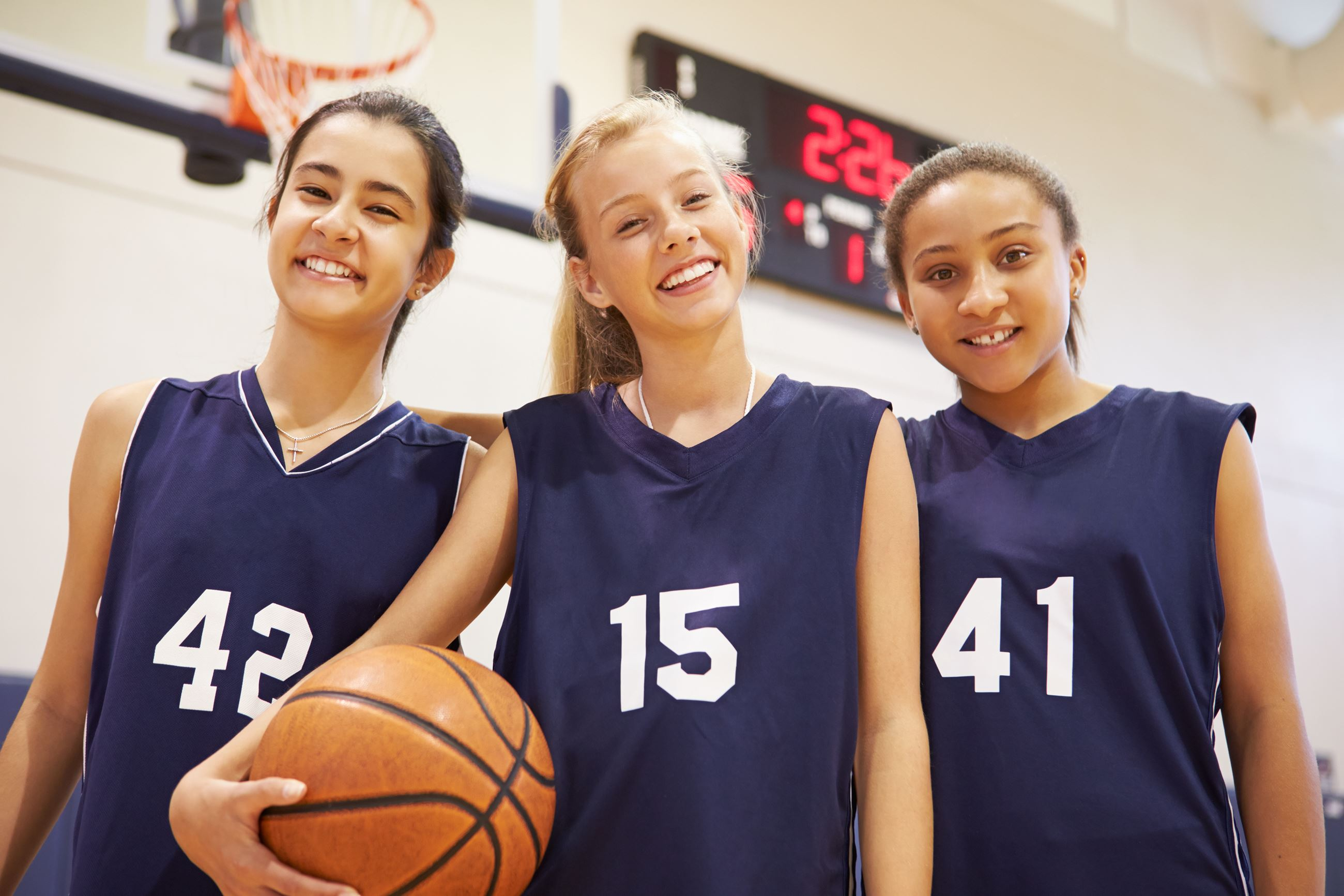 Sports_Girls Basketball