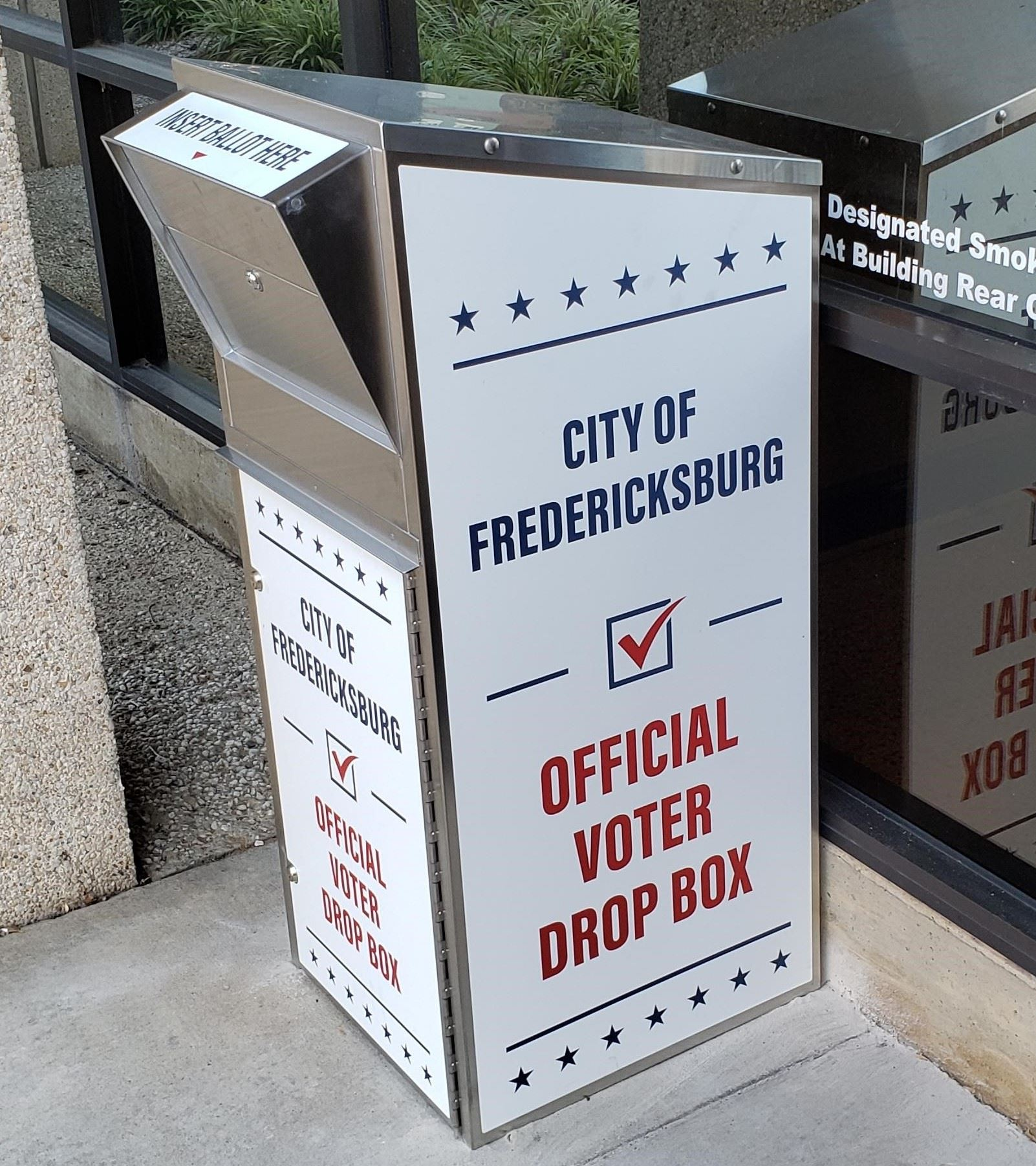 Voter Drop Box Image