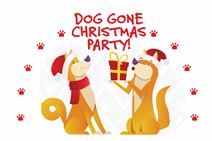 Dog Gone Christmas Party