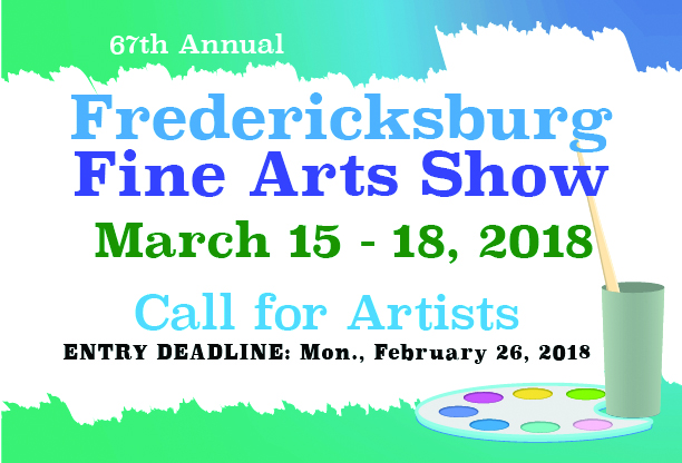 Fine Arts Show Call for Artists
